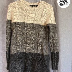 Jeanne Pierre Tunic Sweater